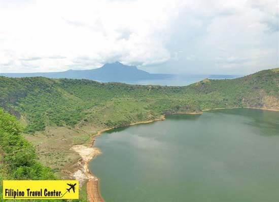 Afternoon trek at Taal Volcano